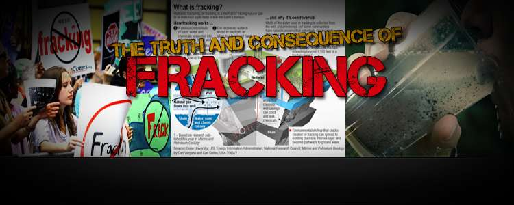 Fracking - Dangerous Contamination - Bob And Lisa Parr
