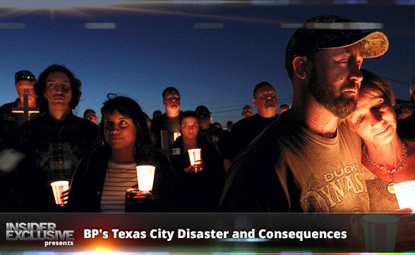 BP's Texas City Disaster and Consequences