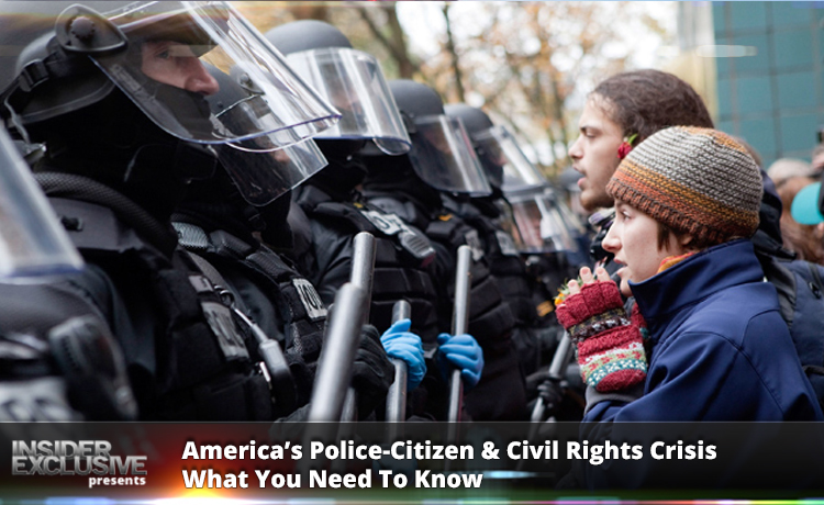 America's Police-Citizen & Civil Rights Crisis - What You Need To Know - Grant