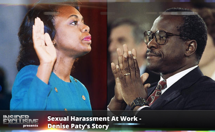 Sexual Harassment At Work - Denise Paty's Story