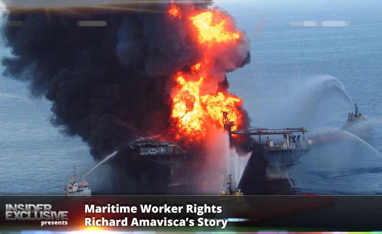 Maritime Worker Rights - Richard Amavisca's Story