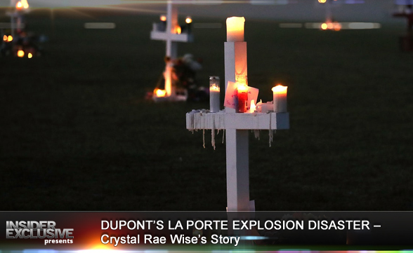 Dupont's La Porte Explosion Disaster – Crystal Rae Wise's Story