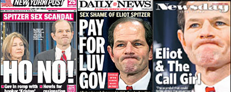 Dr Leonard Morse Wins $7.7 Million against former NY 'Luv Gov' Eliot Spitzer's Office