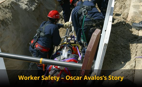 Worker Safety - Oscar Avalos's Story