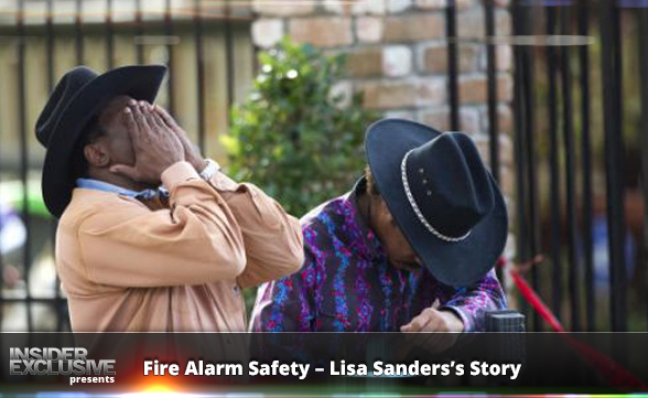 Fire Alarm Safety – Lisa Sanders's Story